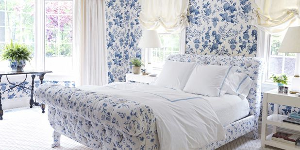 Emejing Blue And White Decorating Images Interior Design