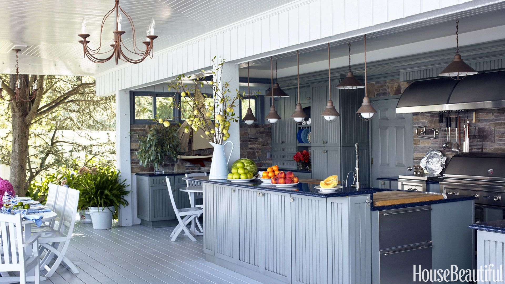 12 Outdoor Kitchen Design Ideas And Pictures Al Fresco