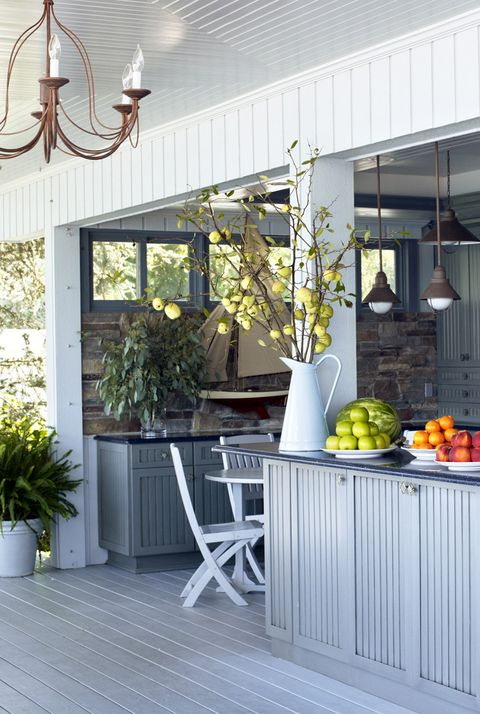 15 Outdoor Kitchen Design Ideas And Pictures Al Fresco Kitchen Styles