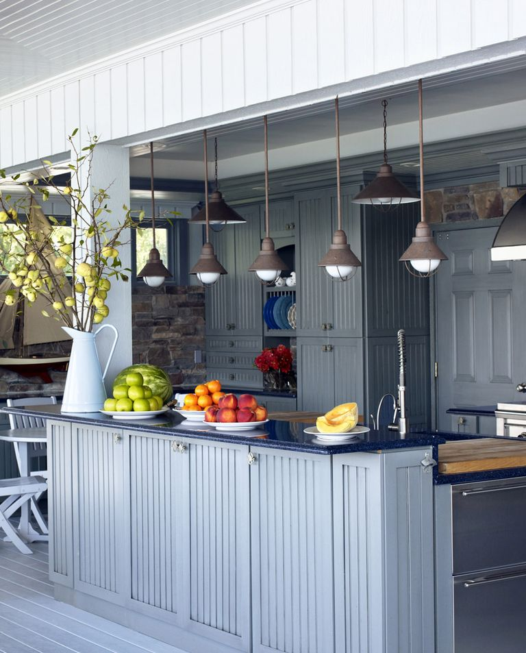 14 Outdoor Kitchen Design Ideas And Pictures