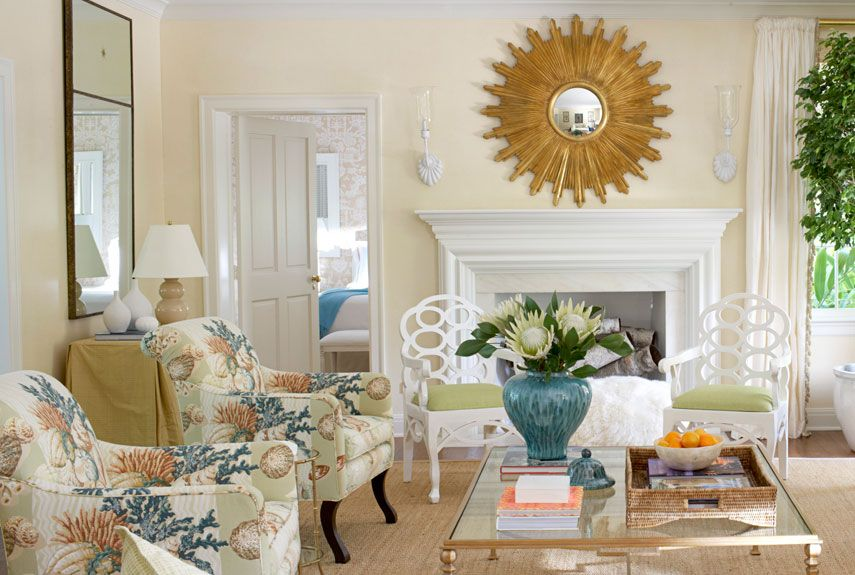 Palm Beach Interior Design Ideas Designer Budget Tips  Stretching A Decorating Budget