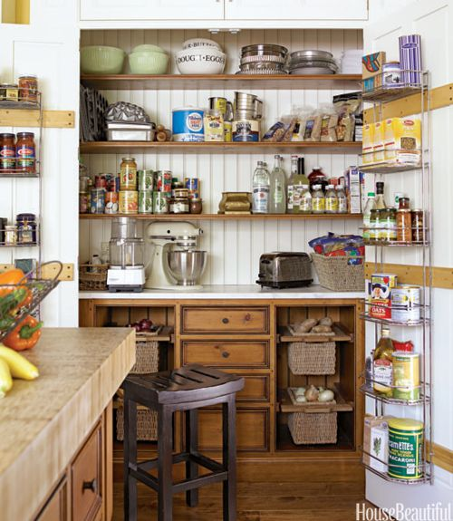 dream house pantries stylish pantry ideas - Kitchen Pantries
