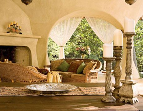 Romantic Living Rooms