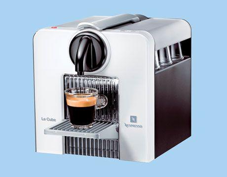 Nespresso espresso machine.