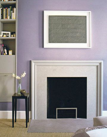 lavender wall paintNeutral Colors  Designers Favorite Neutral Paints