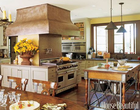 California Kentfield Old World Style Kitchens