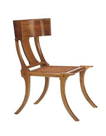 Pleasing Klismos Chairs Design Trends Collecting Unemploymentrelief Wooden Chair Designs For Living Room Unemploymentrelieforg