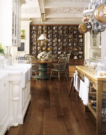old fashioned san francisco kitchen by susan dossetter with antique oak cabinet
