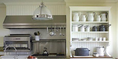 Old-Fashioned Kitchen - Kitchen Designs - Roman Hudson