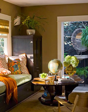 related images. Big Ideas for Small-Space Decorating