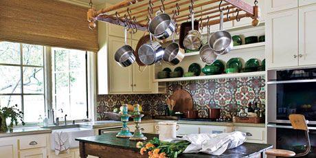 Unique Kitchen Details - Kitchen Design Ideas