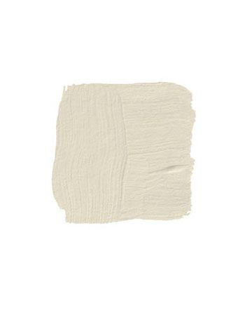creamy white paint swatch