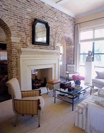 brick foyer