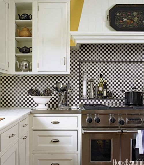 best kitchen backsplash ideas tile designs for kitchen backsplashes rh housebeautiful com backsplash tile for white kitchen cabinets