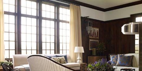 living room in hudson valley house designed by kathryn scott