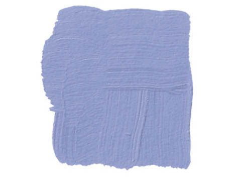 periwinkle blue paint swatch