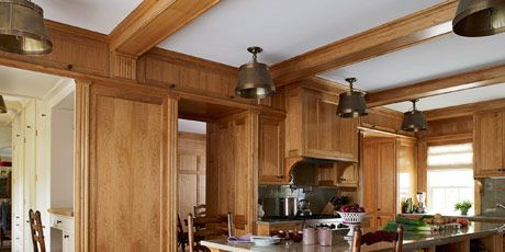 Traditional Kitchen - Wood Kitchen Cabinets - Greenwich, CT