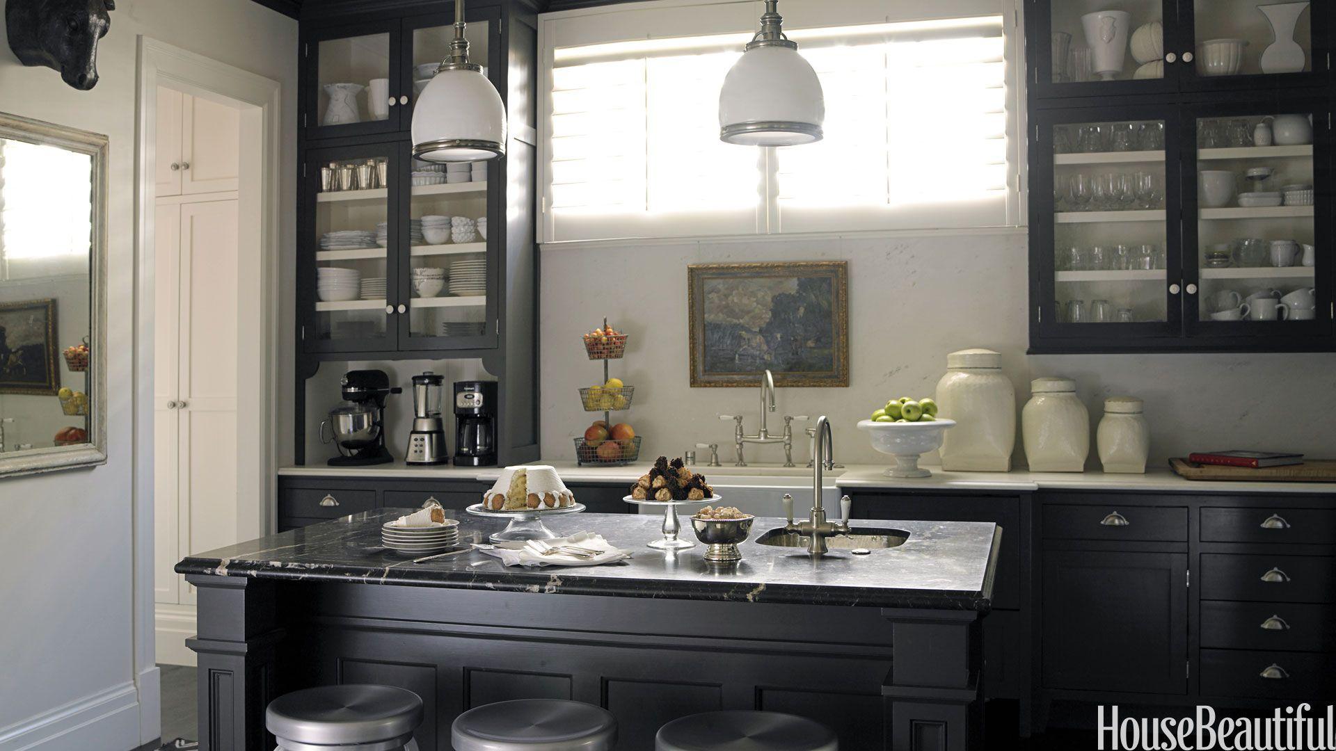 Www.housebeautiful.com Classy 20 Best Kitchen Paint Colors  Ideas For Popular Kitchen Colors Decorating Design