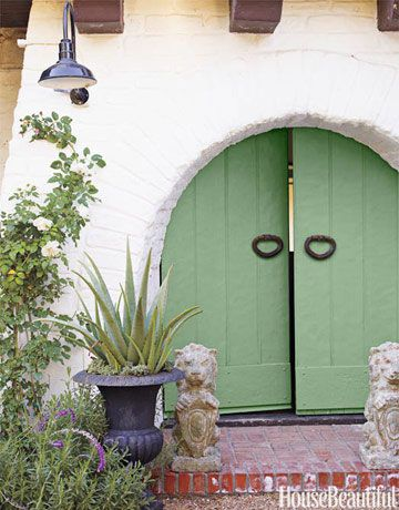 Front Door Colors Fair 14 Best Front Door Paint Colors  Paint Ideas For Front Doors Decorating Inspiration
