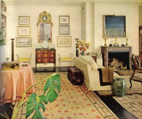 Genial ... Anthony Hail Is A Designer About Whom I Know Little. But I Will Say  That I Have Been Struck On More Than One Occasion By Old Photos Of His  Interiors.