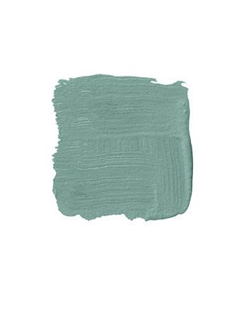 sage teal paint swatch