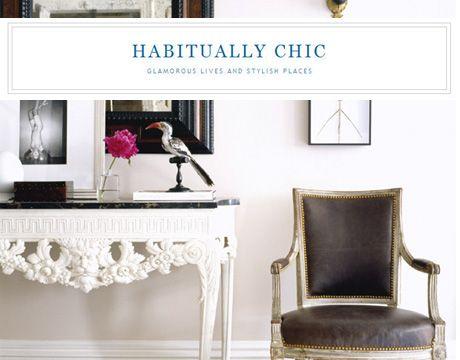 Habitually Chic Cool Habitually Chic Blog  Design Trends Design Decoration