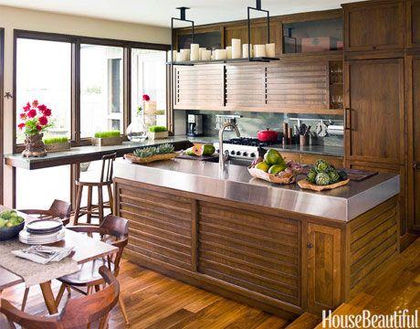 zen kitchen how to make your kitchen zenkitchen with wood cabinets
