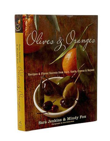 olives and oranges cookbook