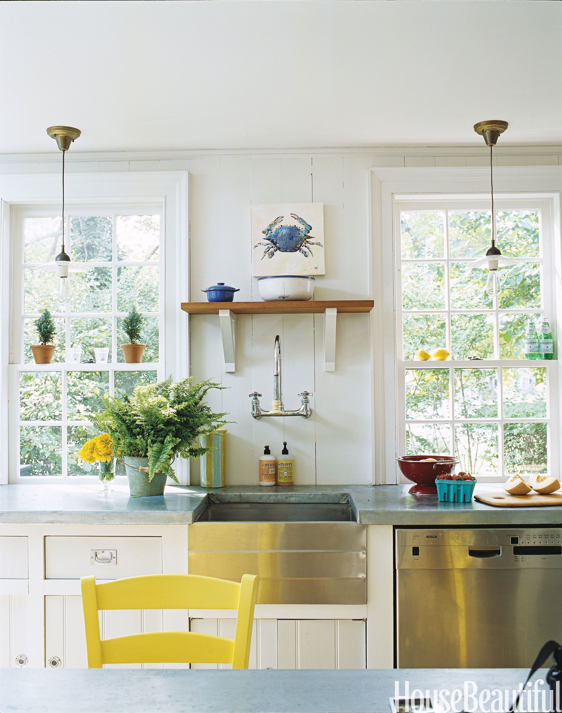20+ Best Kitchen Countertops Design Ideas - Types of Kitchen Counters