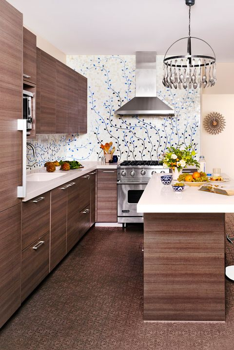 10 Best Kitchen Floor Tile Ideas & Pictures - Kitchen Tile Design Trends