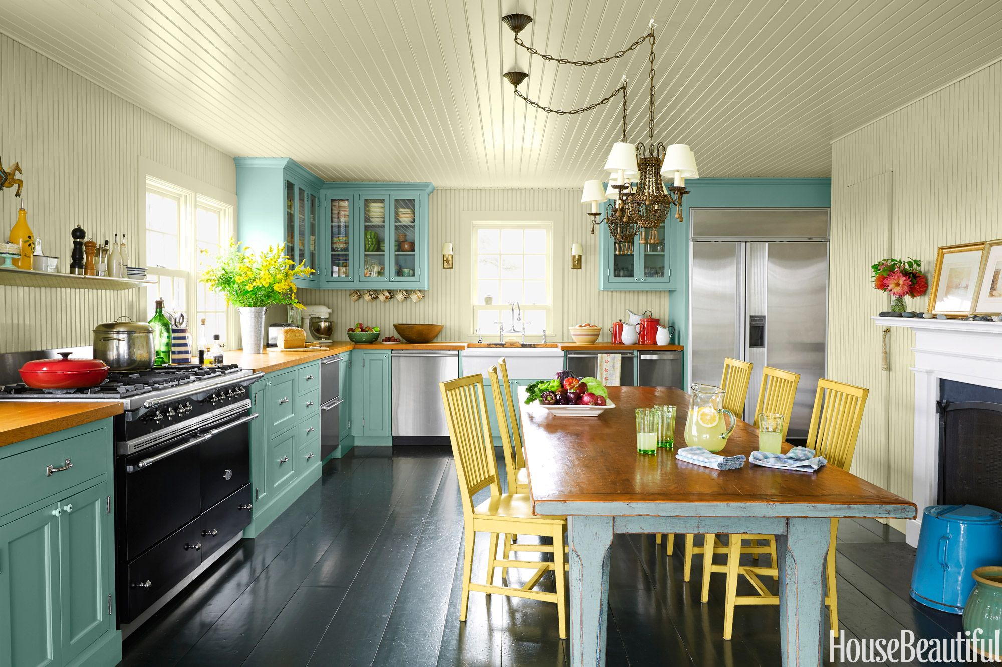 Beautiful Kitchen Colors Amusing 20 Best Kitchen Paint Colors  Ideas For Popular Kitchen Colors Design Decoration
