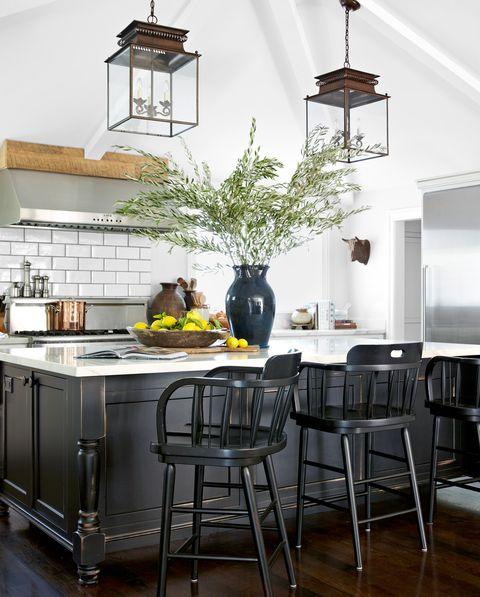 20+ Best Kitchen Lighting Ideas - Modern Light Fixtures for Home ...