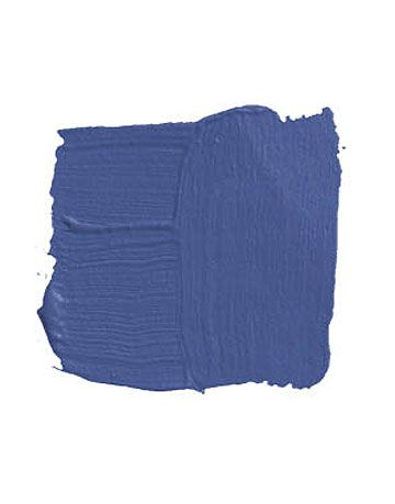 blue paint swatch
