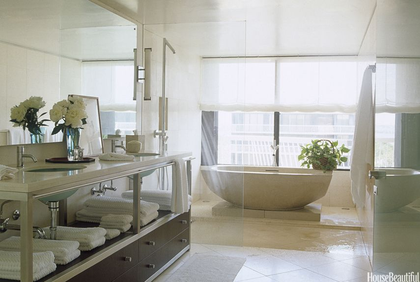 40 Master Bathroom Ideas And Pictures - Designs For Master Bathrooms