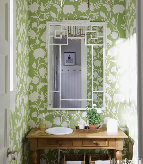 Powder Room Wall Decor Enchanting Powder Room Decorating Ideas  Powder Room Design And Pictures Decorating Design