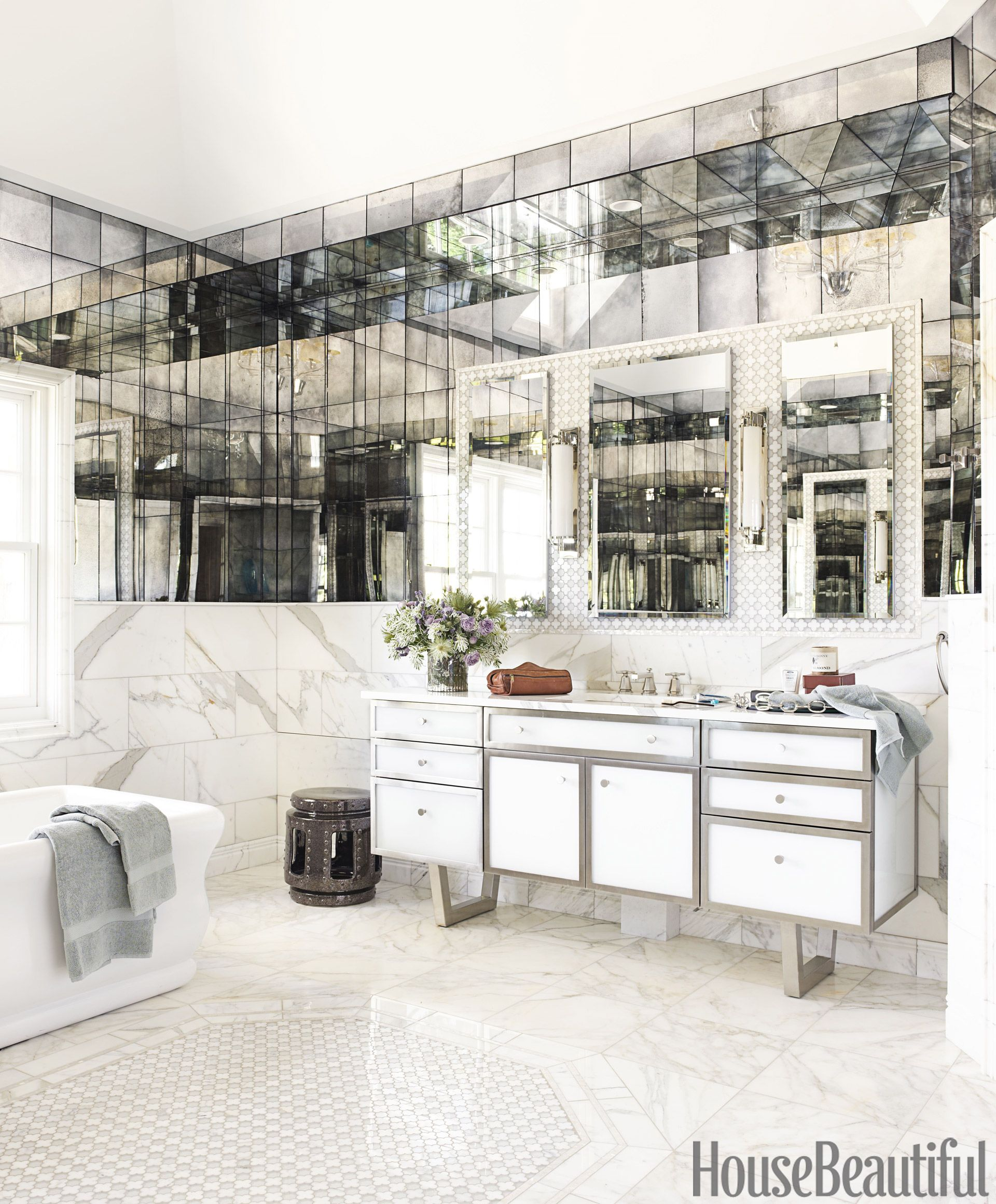 60 Best Bathroom Designs - Photos of Beautiful Bathroom Ideas to Try