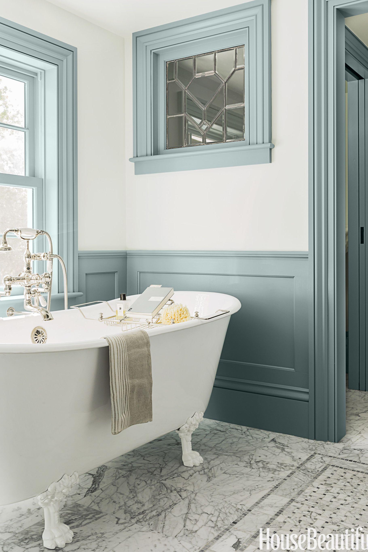 new vintage bathroom
