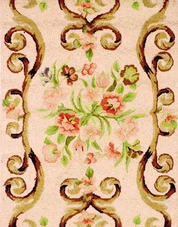 decorative carpet