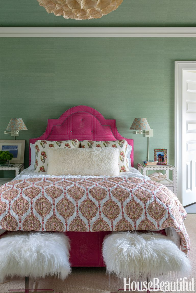 40 Bedroom Paint Ideas To Refresh Your Space For Spring: Relaxing Paint Color Ideas For
