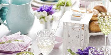 Easy Brunch Table Settings - Beautiful Table Settings for Brunch