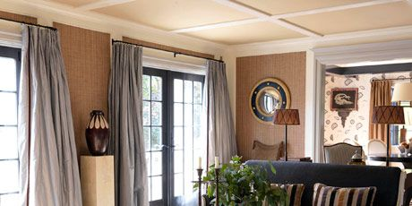 bridgehampton house living room decorated by jean louis deniot