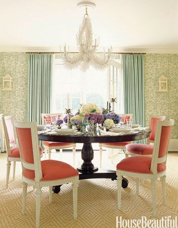 House Beautiful Dining Rooms 85 Best Dining Room Decorating Ideas And Pictures