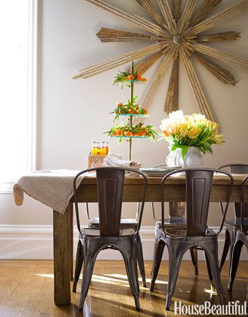 . 85  Best Dining Room Decorating Ideas and Pictures