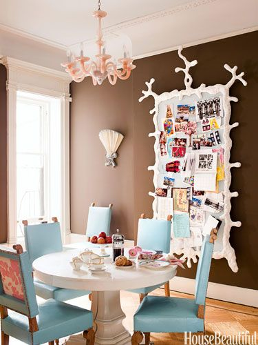 85 best dining room decorating ideas and pictures - Decorating Dining Room