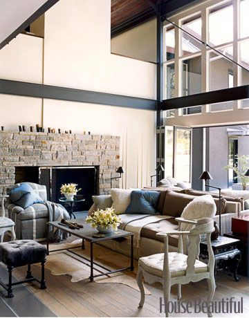 70 Best Living Room Decorating Ideas & Designs - HouseBeautiful.com