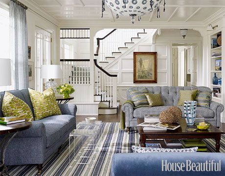 Best Living Room Decorating Ideas Designs HouseBeautifulcom - Traditional living rooms ideas