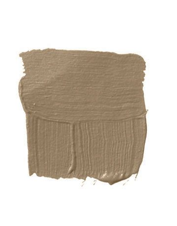 Light Brown Paint Swatch Drab
