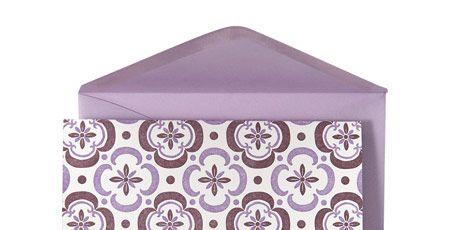 purple card