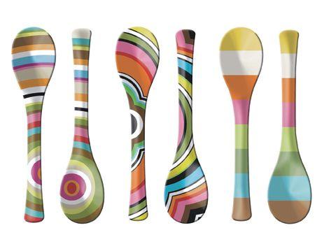 salad spoons
