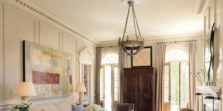 traditional southern interior design by ty larkins